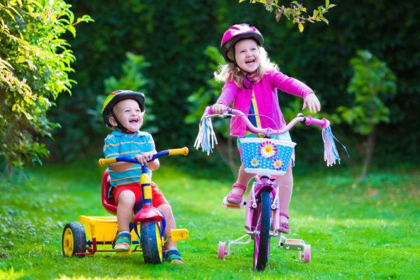 Kuidas valida lapsele õige jalgratas