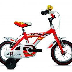 Jalgratas Geko T690 punane