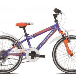 Jalgratas Puma T630 sinine oranz