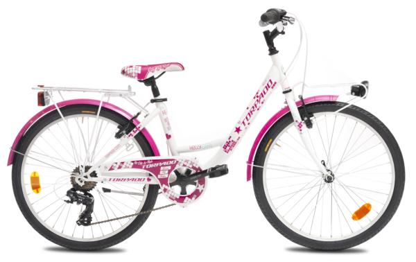 """24"""" jalgratas tüdrukutele KELLY T611"""