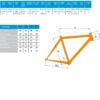 Jalgratas T710 spetsifikatsioon