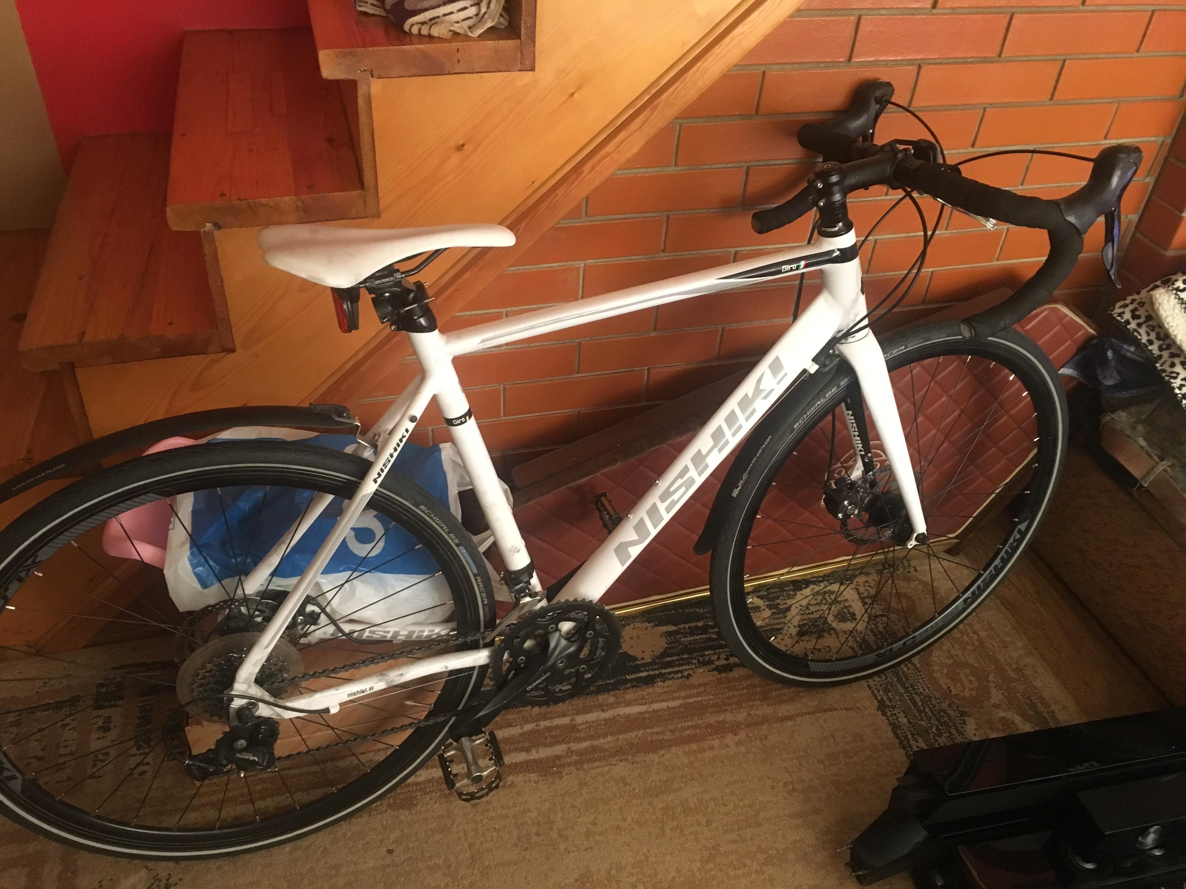 ef90f2412cd Kasutatud jalgratas Nishiki - Altan Team Jalgrattad e-pood