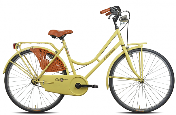 Jalgratas Esperia RETRO TE2280D naiste cream