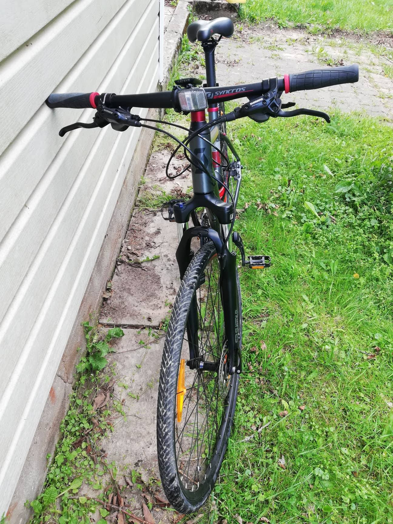 e31338f913e Kasutatud jalgrattad Scott Sub Cross 40 - Altan Team Jalgrattad e-pood