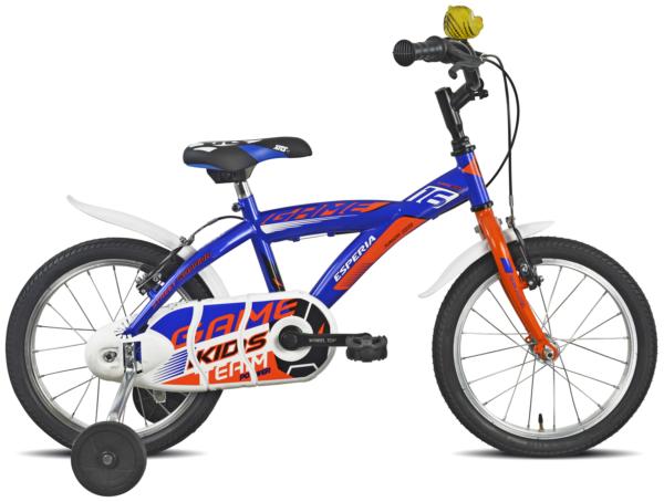 """16"""" jalgratas poistele GAME E9500A"""
