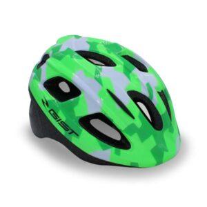 Jalgratta kiiver lastele roheline